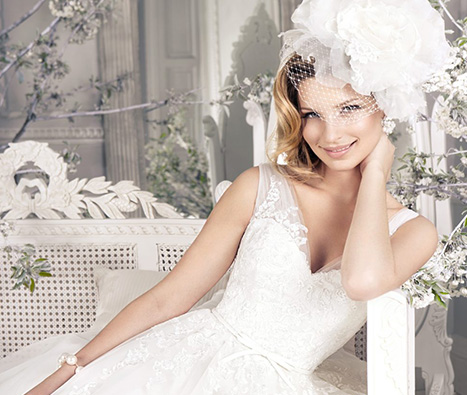 Elegante Hochzeitskleider