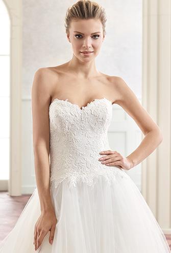Brautkleid Maria von Modeca